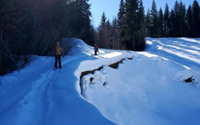 Snowshoe Camps for kids December 8th – March 23rd