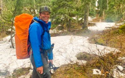 Grizzly Den to Raven Lake  July 23rd – July 25th