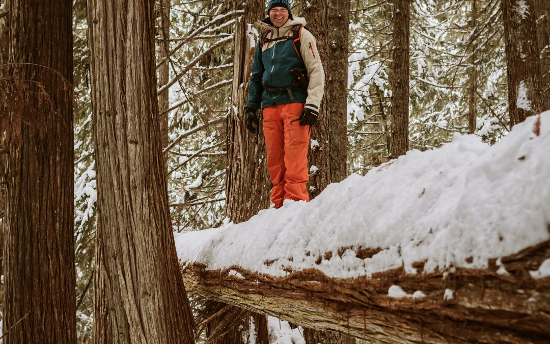 Driscoll Ridge Snowshoe – Jan 23rd