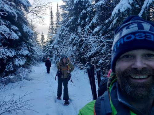 Giscome Portage Trail – February 13th