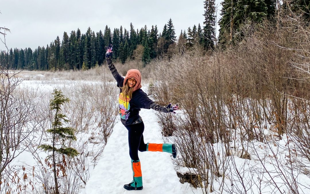Moonlight Snowshoe – Ferguson Lake Loop – Feb 4th